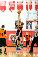 2015-12-06 Carey 6th Grade Boys v Seneca East
