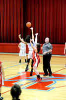 2016-01-28 Bucyrus 7th Girls v Ridgedale